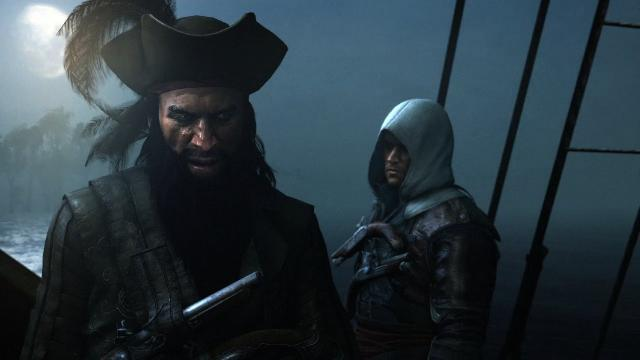 New Assassin's Creed IV Trailer Explains Why You'll Be A ...