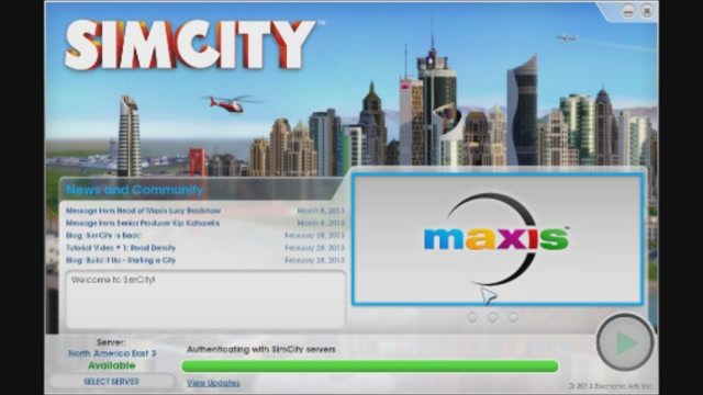 SimCity's Menu Music: A Lovely Composition I Never Want To Hear Again