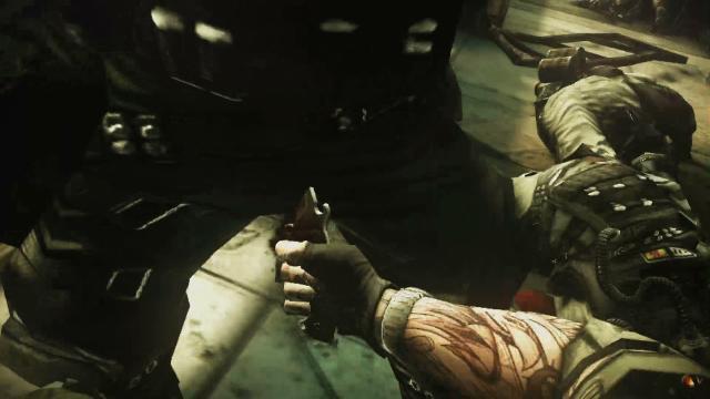 Killzone Mercenary Is The Vita FPS With Crotch-Stabbing