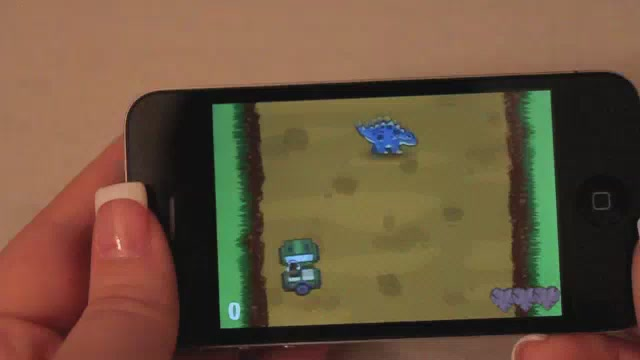 It Was About Time That Someone Made An iPhone Game That Combines Jeeps, Dinosaurs, And Poop