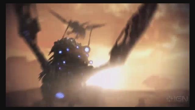 First Look At Mass Effect 3's Leviathan DLC