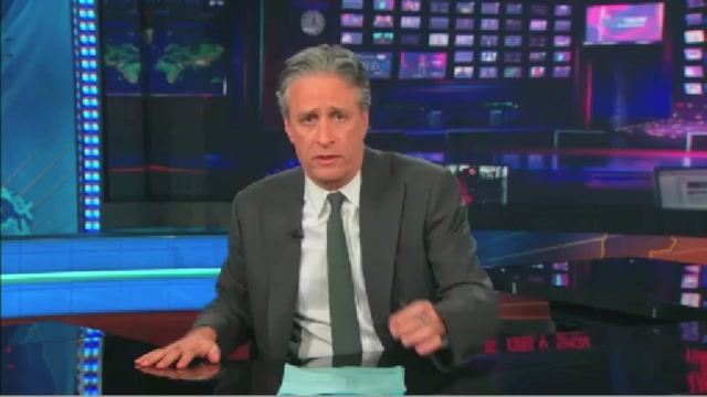 The Daily Show Calls Out Scapegoat Artists In The Gun Control Debate