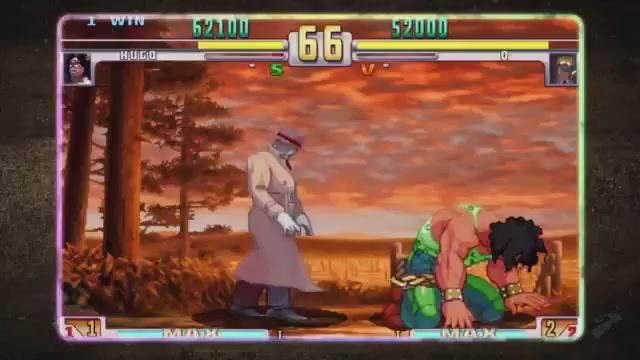 Street Fighter III: 3rd Strike Online Will Strike This Winter
