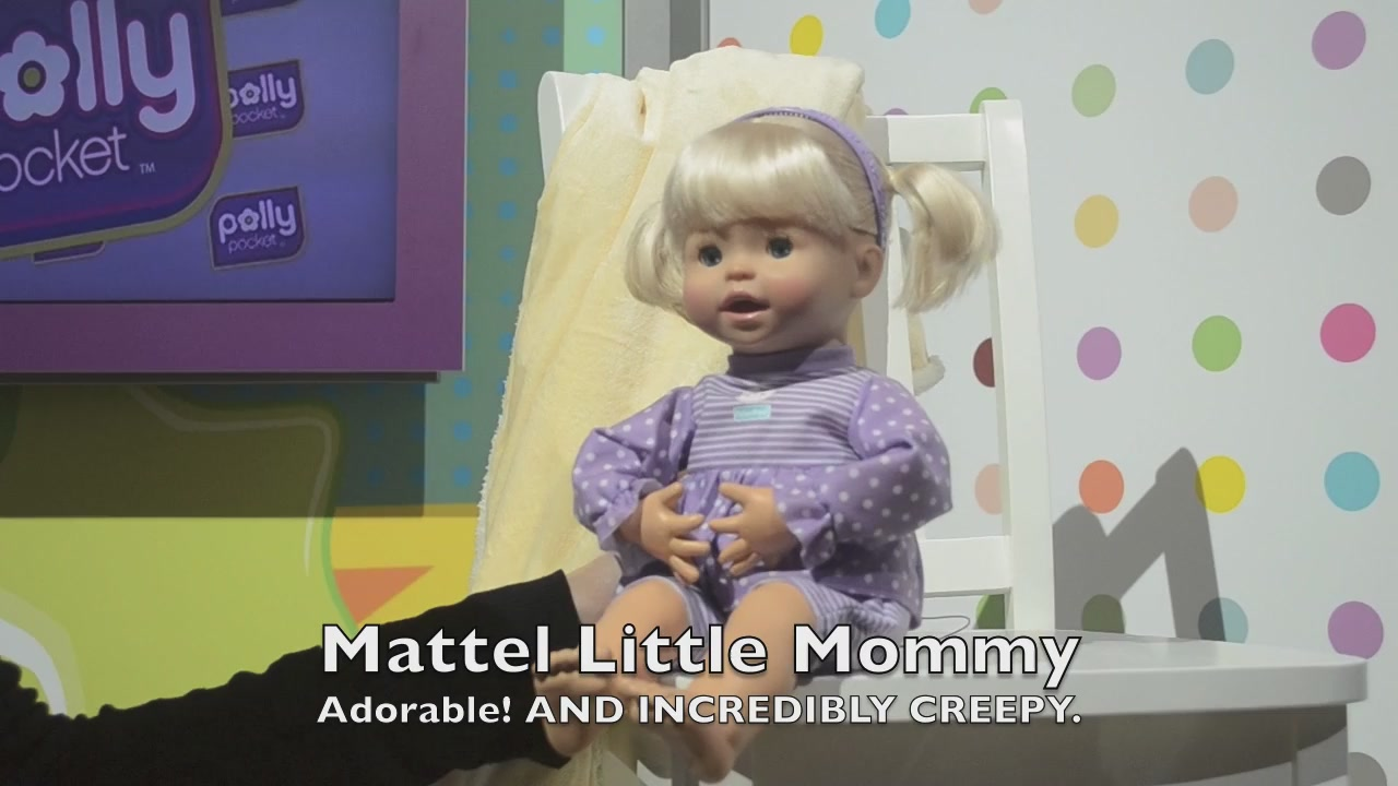 Little Mommy Is A Terrifying Vision Of Android Baby Dystopia
