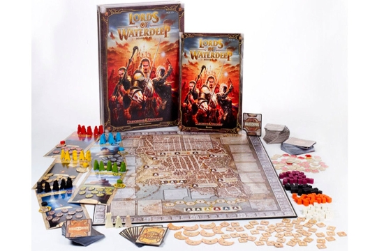 How To Bring An Award-Winning D&D Board Game To The iPad