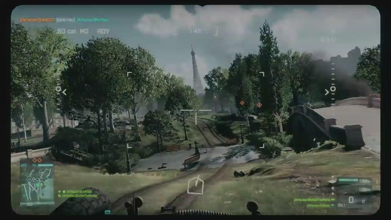 Battlefield 3's Multiplayer Trailer Is Beautiful Chaos