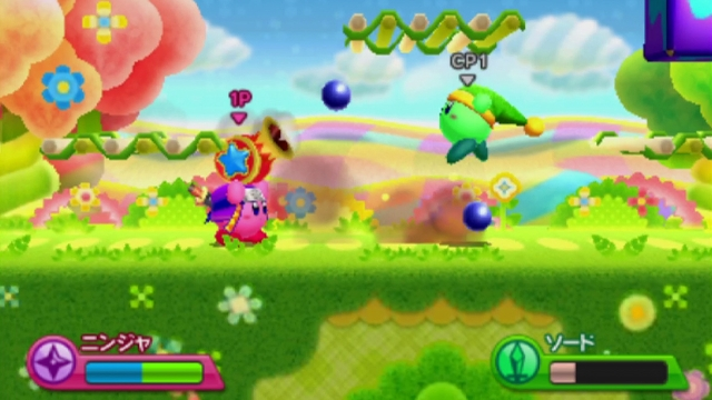 Check Out Kirby's Own Take On Super Smash Bros.
