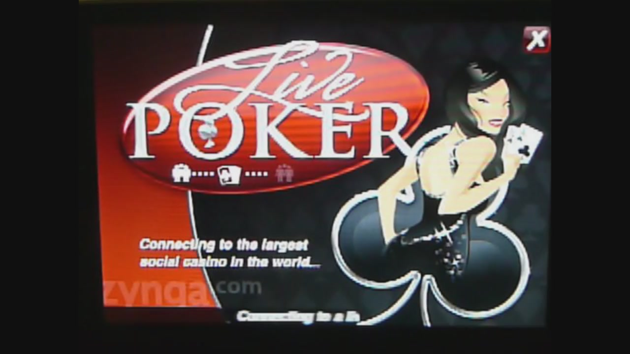 After A Tough Day Of Farmville, Relax With Some Pokerville