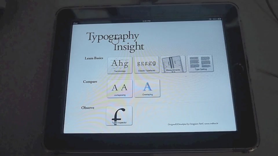 Typography Insight Makes Learning Fonts Gorgeous And Easy