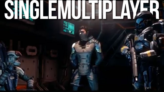 I'm Knee-Deep In Synthetic Bad Guys In Halo 4's Bold New Multiplayer