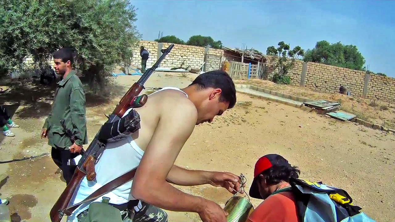 The Libyan Revolution Explode Through The Lens Of A Helmet Cam – Part 3