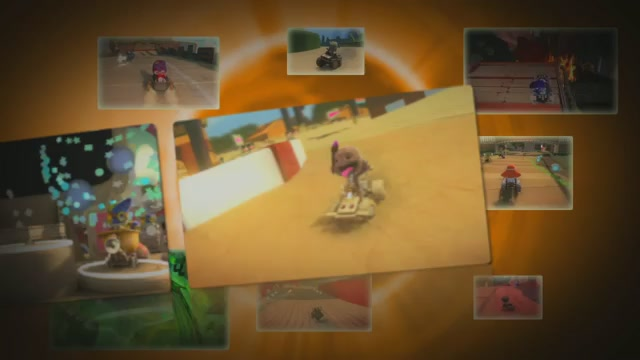LittleBigPlanet Karting Crosses The Finish Line November