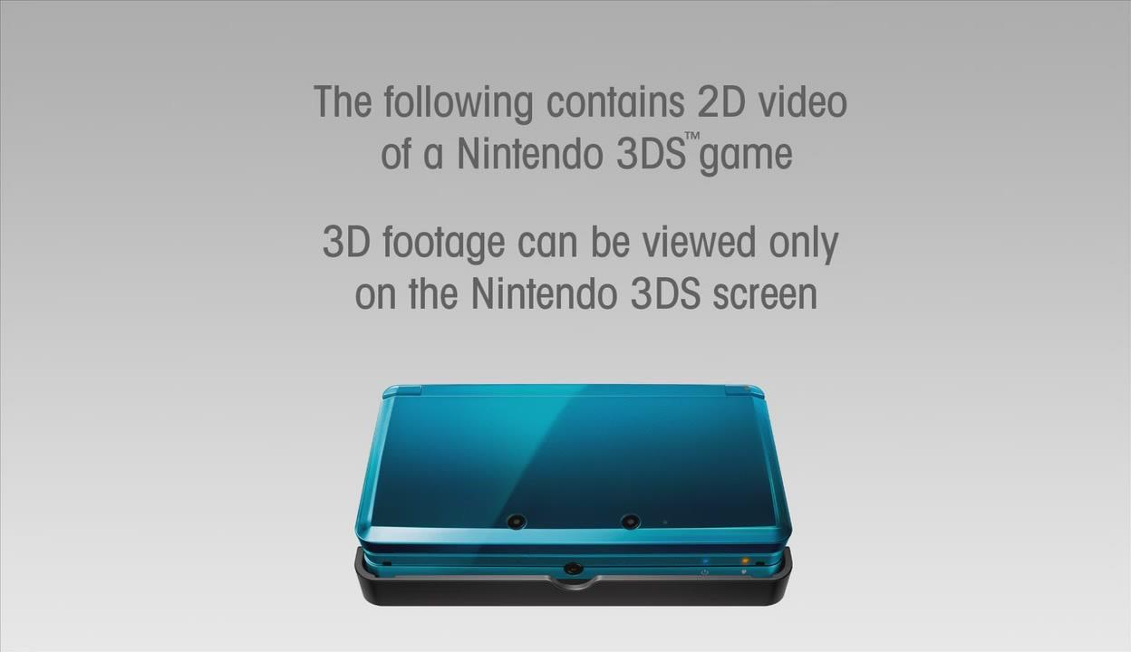 Super Mario 3DS' E3 Trailer Brings The Easy-Listening
