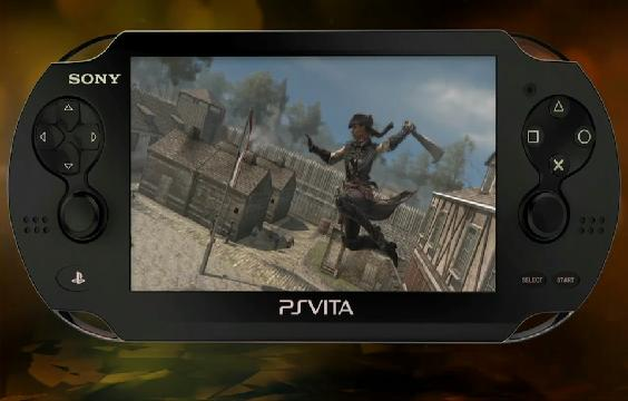 Whips, Blowguns And Alligator Wrestling In Assassin's Creed III Liberation On The PS Vita