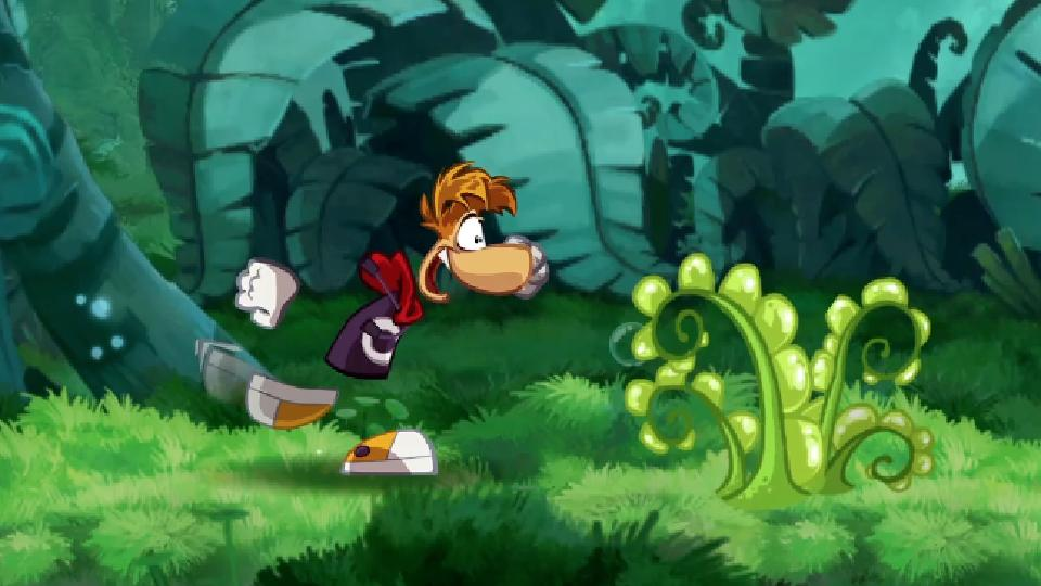 New Trailer For Rayman Origins Covers The Fundamentals In Funny Fashion