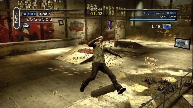 Failure In Tony Hawk HD Looks Better Than Ever