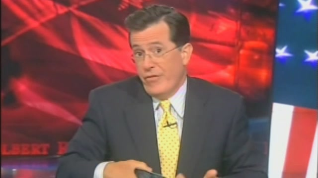 Stephen Colbert Solves This Whole Mobile Phone Radiation Problem