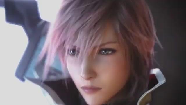 Yeaaaaahhh! Final Fantasy's Lightning Has A CSI Moment