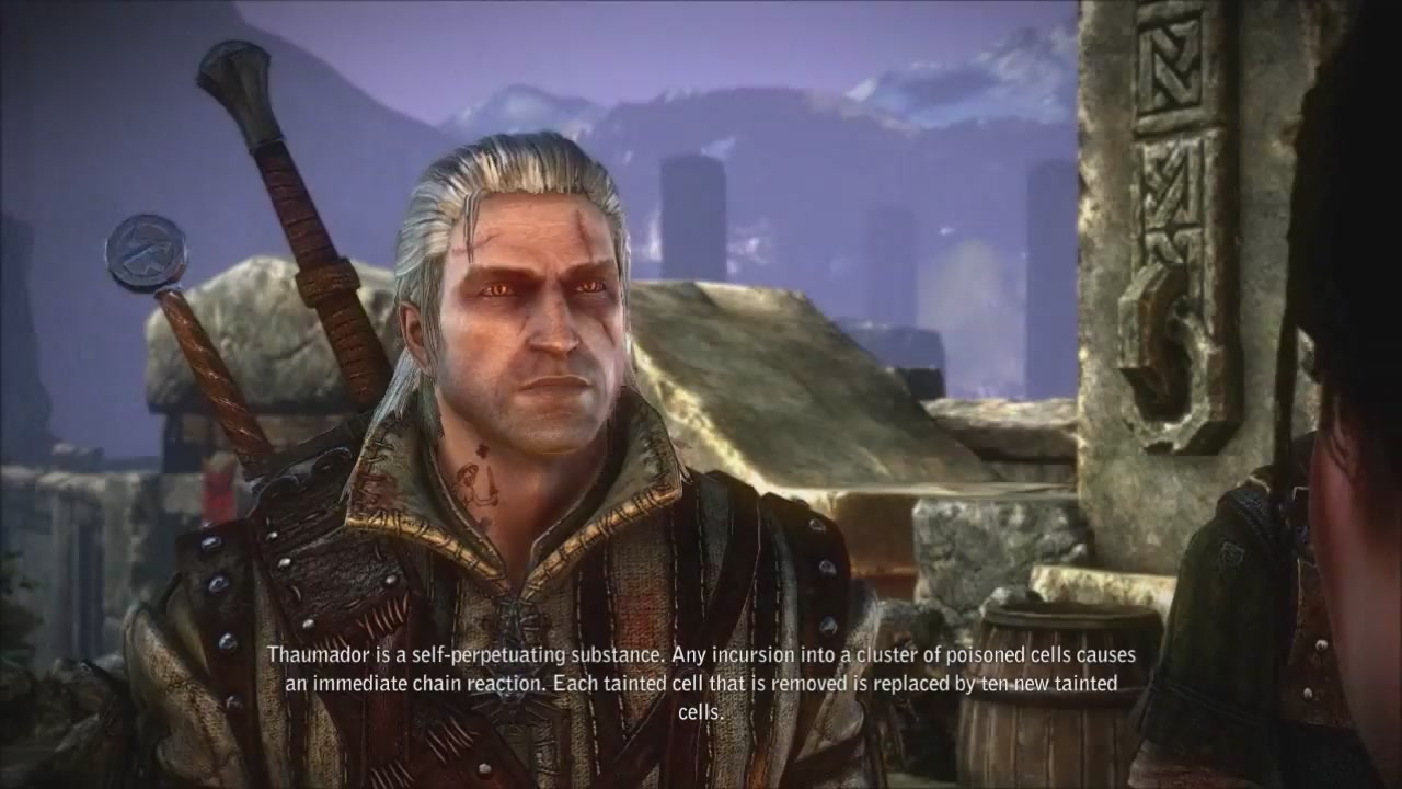 The Witcher Takes A Swing At The Lord Of The Rings