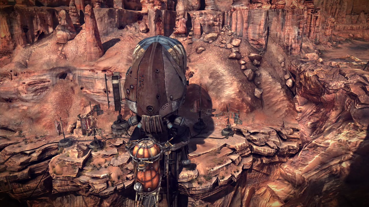 The Wasteland Of Rage Is A Buffet Plate Of First-Person Action