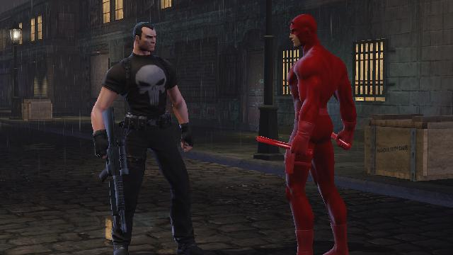 Make A Blind Man Kick Butt When The Marvel Heroes Beta Stars On October 1