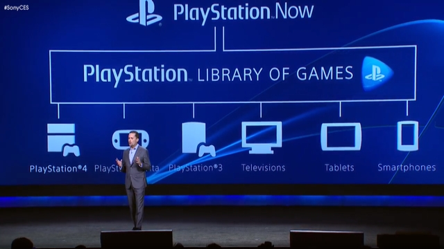 Sony Announces PlayStation Now, A New Game Streaming Service