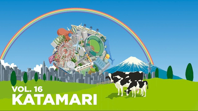 Royal Rainbow: The Katamari Damacy Mixtape