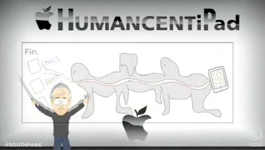 South Park Takes On Apple, Steve Jobs In Season Premiere