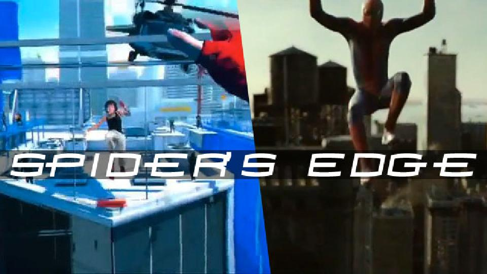 How Blatantly Does The New Spider-Man Trailer Rip Off Mirror's Edge?