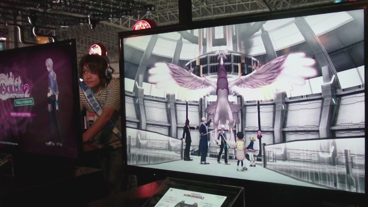Tales Of Xillia 2 Plays Exactly Like The First Game (And That Isn't A Bad Thing)