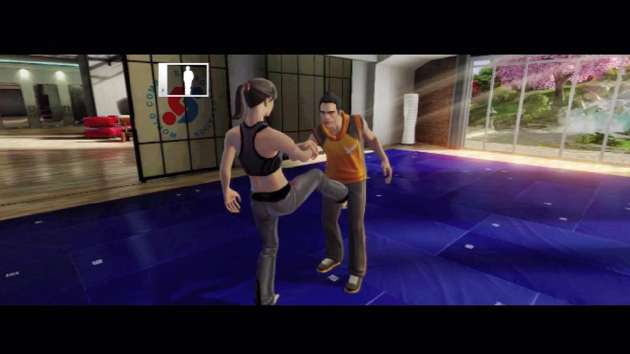 The Xbox Kinect Can Teach You How To Kick A Mugger In The Groin