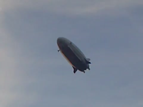 US Army's Gigantic 90m Drone Blimp Is Alive