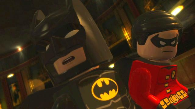The Dark Knight Surprises As A Talking Toy In New Lego Batman 2 Trailer
