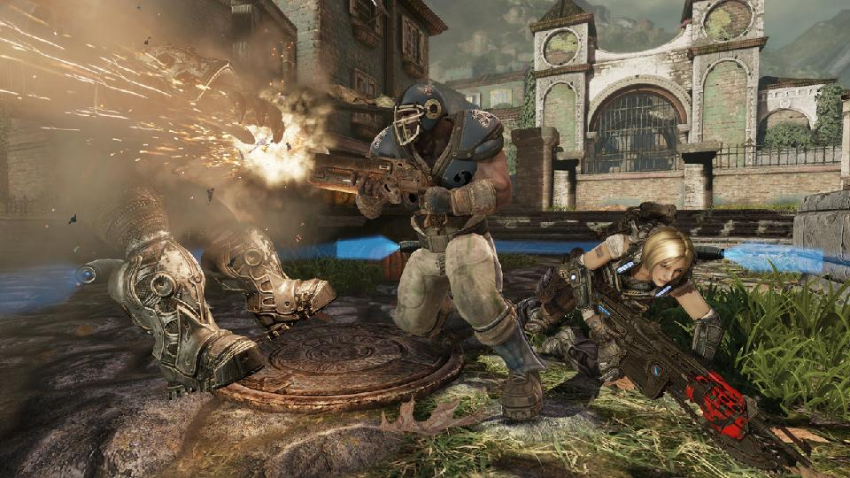 Everything You Need To See In The Gears Of War 3 Beta