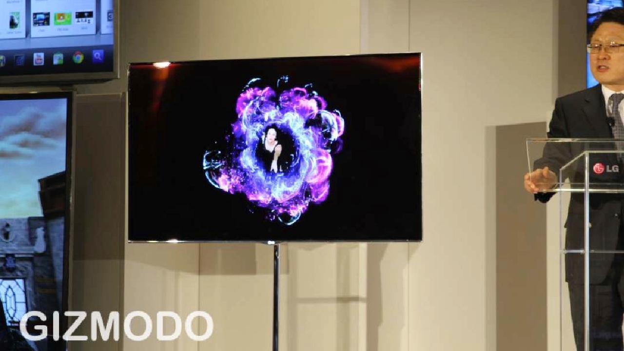 LG's 55-Inch OLED TV $10,000 In Australia?