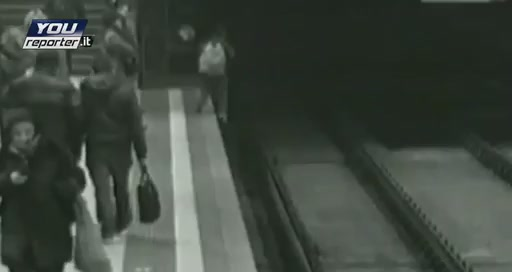Distracted 10-Year-Old Games Himself Off A Railway Platform