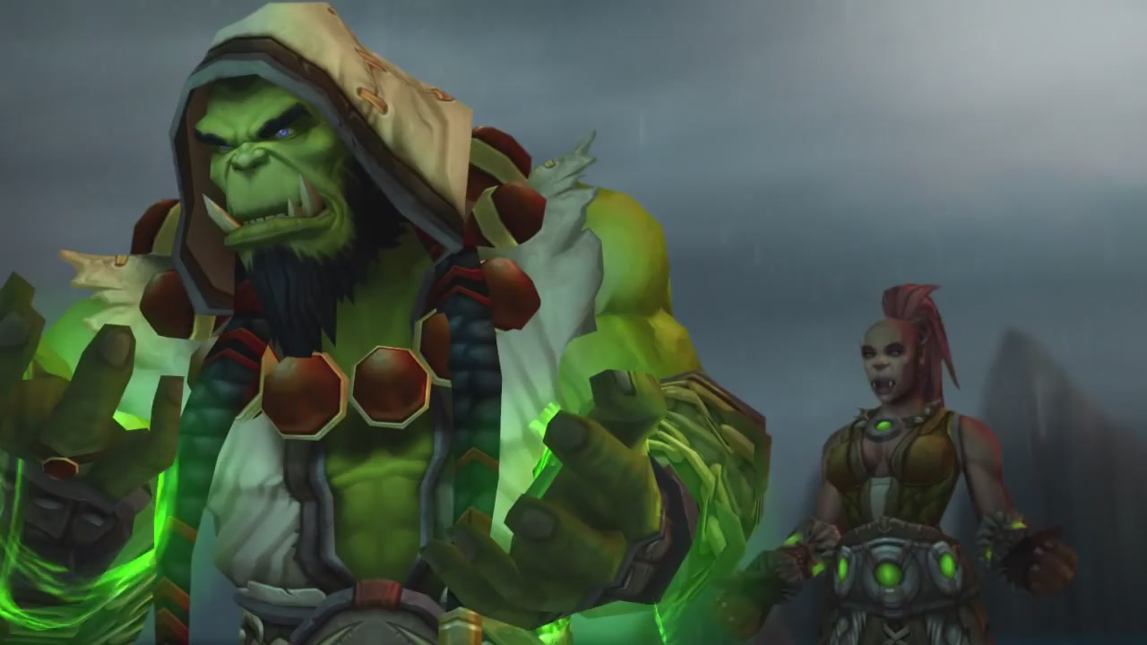 World Of Warcraft: Cataclysm's 4.2 Trailer Burns The House Down
