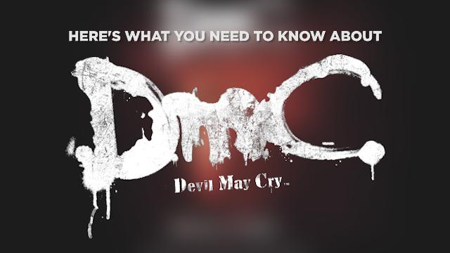 Everything You Need To Know About The New Devil May Cry