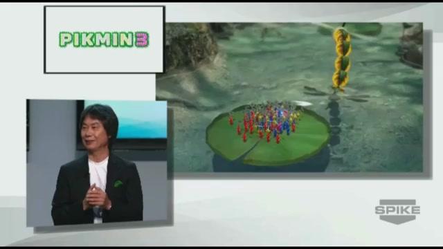 Pikmin 3 Confirmed As Wii U Title