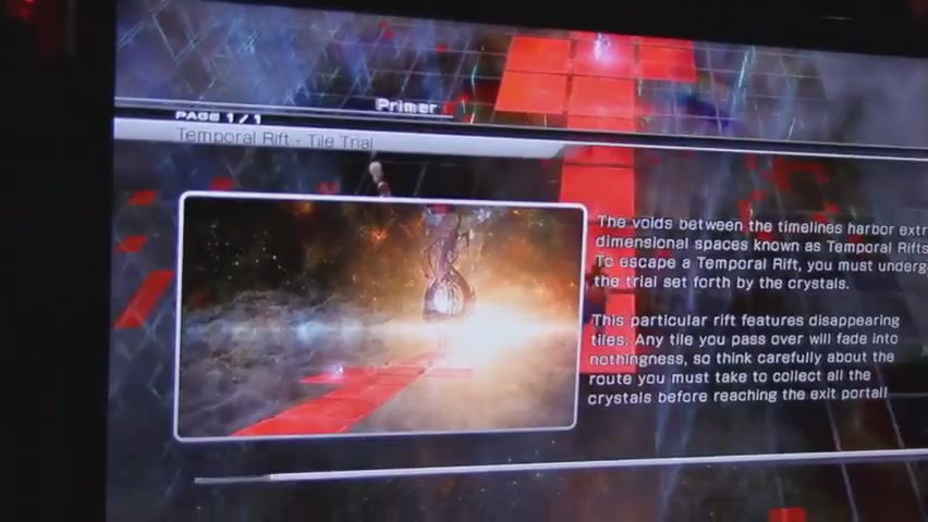 Watch, As Real Humans Play Final Fantasy XIII-2