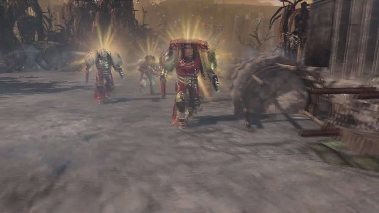 Take A Walk On Warhammer 40K's Wild Side