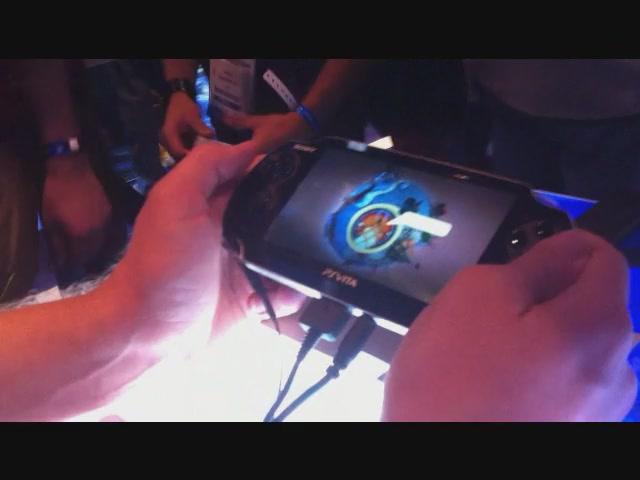 See Sackboy's New Touchscreen Tricks In LittleBigPlanet For Vita