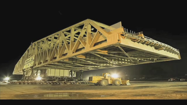 This Is How You Install A 2400-Ton Bridge