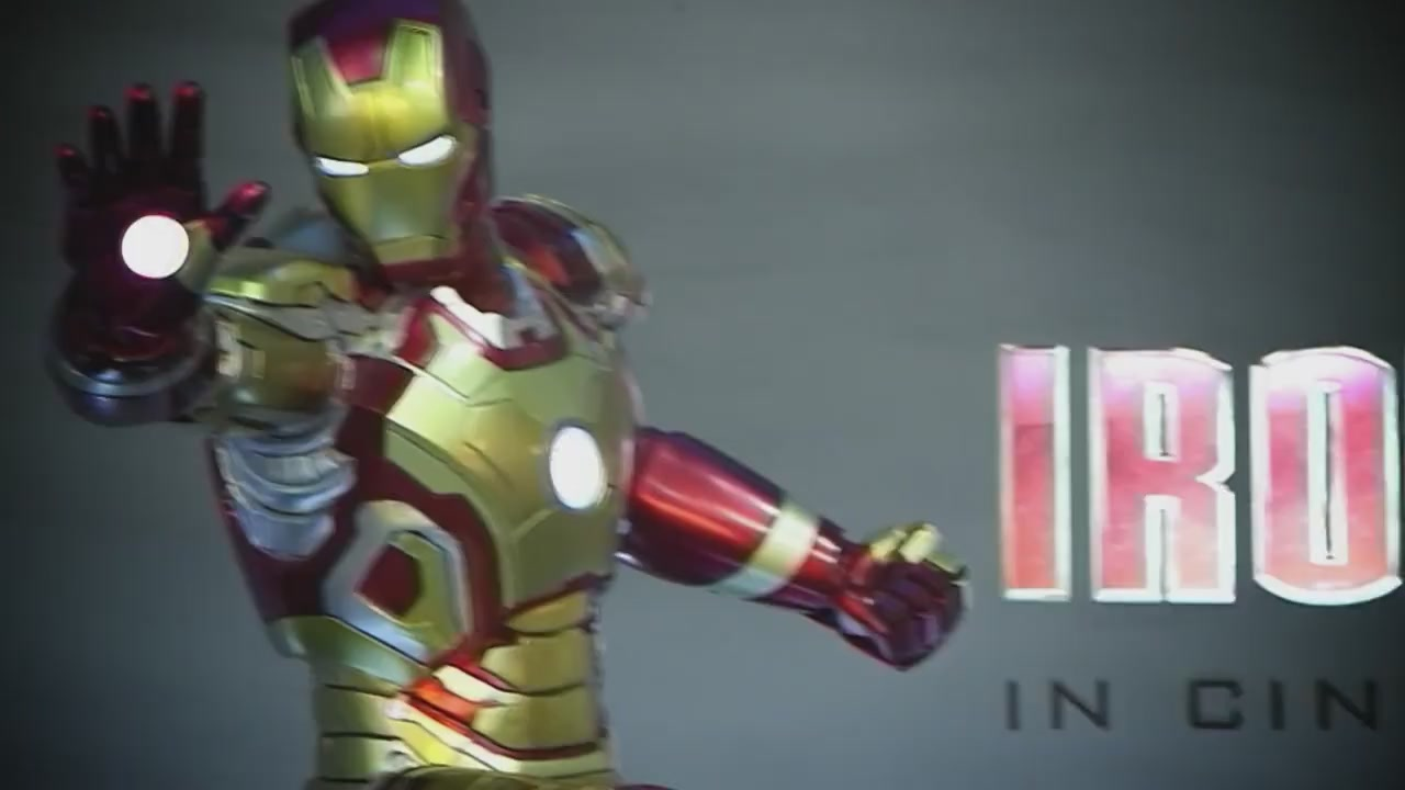 Awesome Tech Demo Turns You Into Iron Man