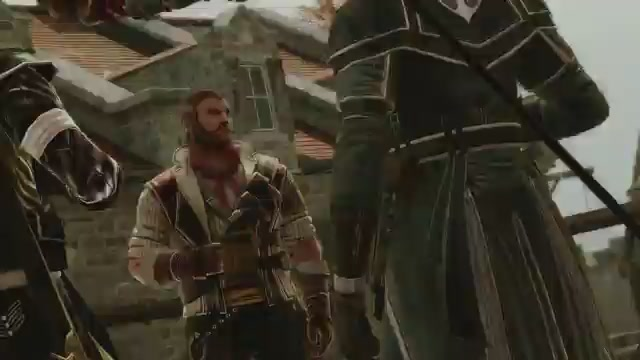 Looks Like Assassin's Creed III's Multiplayer Trailer Is Getting Some Cool Upgrades