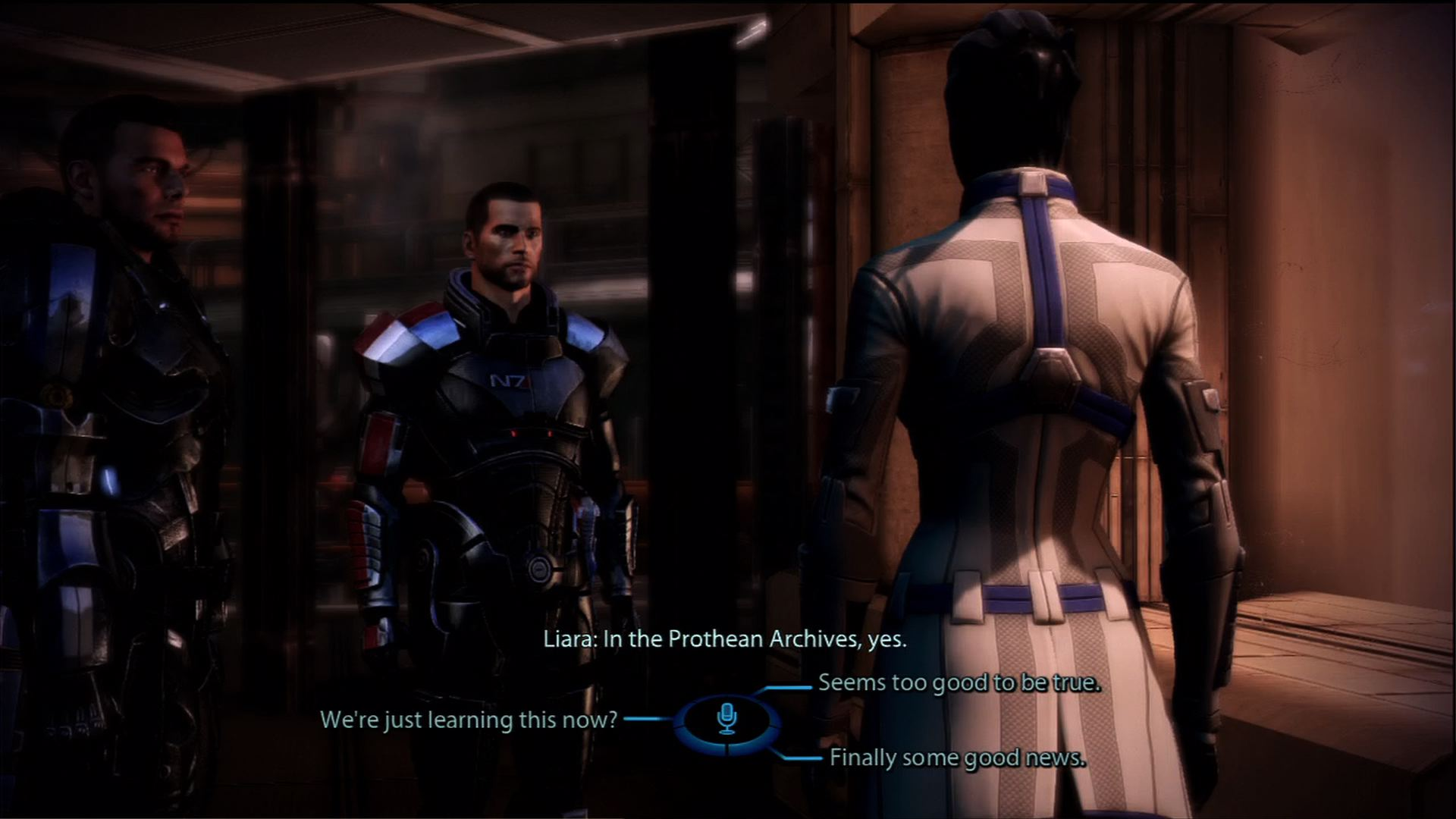'Ashley, Concussive Shot!' And Other Voice Commands In Mass Effect 3