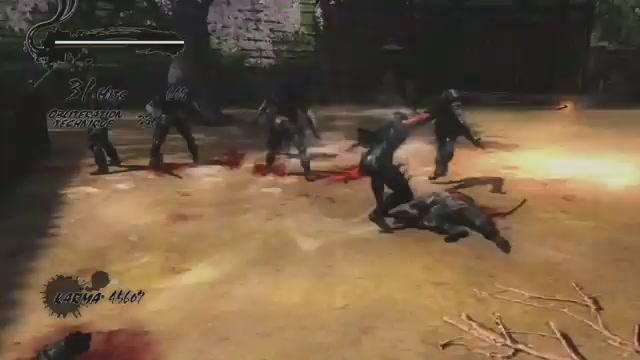 Ninja Gaiden III On Wii U: Well, It Sucks Less