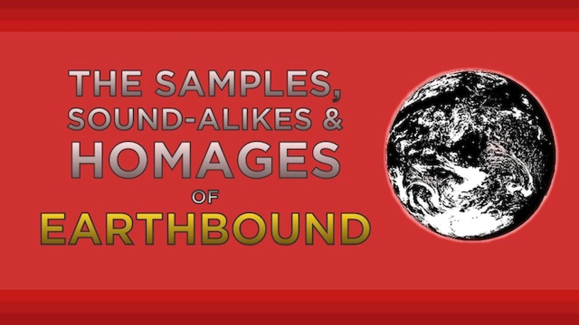 The Many Samples And Sound-Alikes Of Earthbound