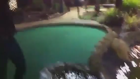The Greatest Miniature Golf Shot Of All Time