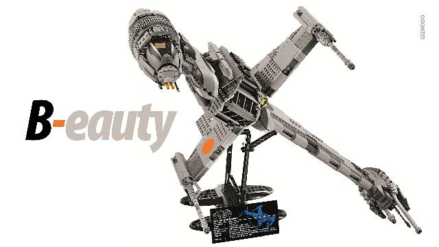 1486-Piece B-Wing Is The Most Amazing Lego Set In A Very Long Time